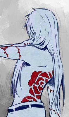 Por qué mi hermoso Alba-Chan? Por qué Rugonis? Por qué no le dijiste que el pacto de sangre te mataría? Por qué lo entrenaste? Tú querías protegerlo pero cuando los dioses te llamaron dejaste solo a Alba-Chan