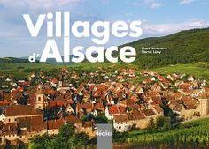 """Livre """"Villages d'Alsace"""""""