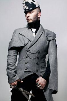 Military Jackets - Military Inspired Jackets - Men Style Fashion