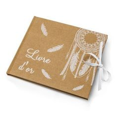 Le livre d'or bohème attrappe rêve Garden Party Invitations, Doodle Quotes, Leather Boots, Arno, Gauche, Confirmation, Doodles, Scrapbooking, Weddings