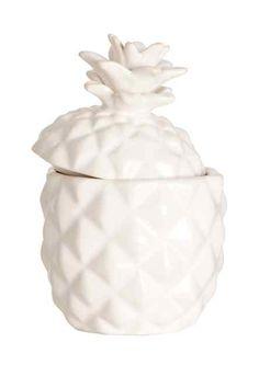 Świeca w pojemniku ceramicznym