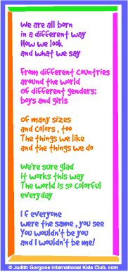 international kids song