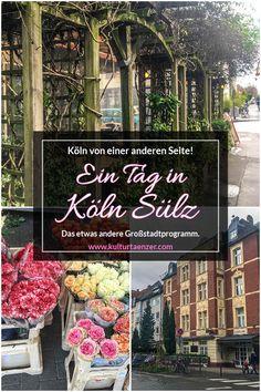 Ein Tag in Köln Sülz. So erlebst du Köln von einer anderen Seite. Das etwas andere Großstadtprogramm. #deutschland #köln #sülz