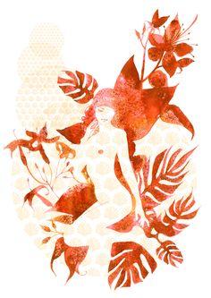 :: Fashion Illustration by Lauren Bishop ::