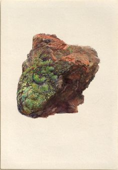 Study of a Piece of Brick, to show Cleavage in Burnt Clay John Ruskin, c. February 1871