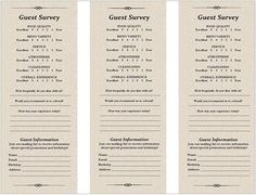 Comment Card Template Free Printable Word PDF PSD EPS - Comment card template
