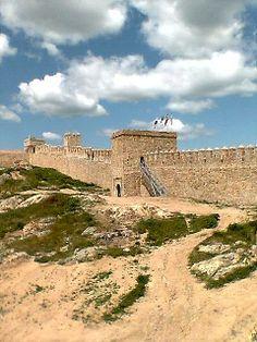 Castillo de Santa Olalla del Cala (Huelva)  Spain