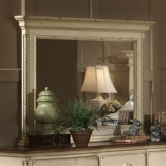 Hillsdale Furniture 1172-721 Wilshire Wall Mirror