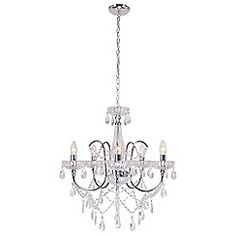 Home Collection - 'Charlotte' crystal chandelier