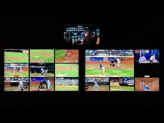 How Baseball on TV is Mixed in Real-Time (iPhone 6S 4K Video Test) - http://eleccafe.com/2015/10/17/how-baseball-on-tv-is-mixed-in-real-time-iphone-6s-4k-video-test/