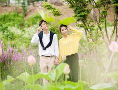 Korea Pre-Wedding Photoshoot - WeddingRitz.com » Out-door & In-door Expert - J Bros
