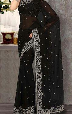 Blax sexy indian dress