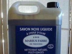 16 Utilisations du Savon Noir Que Tout le Monde Devrait Connaître. Diy Cleaning Products, Cleaning Solutions, Cleaning Hacks, Home Organisation, Tips & Tricks, Green Cleaning, Green Life, Better Life, Clean House