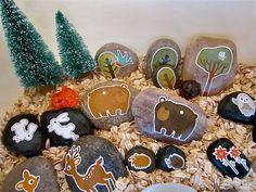 idee per decorare i sassi