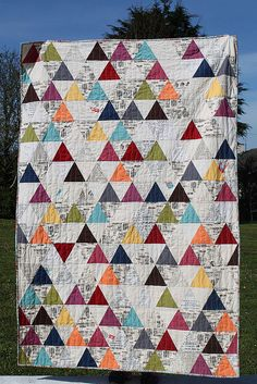 The 138 quilt by Little Island Quilting, via Flickr
