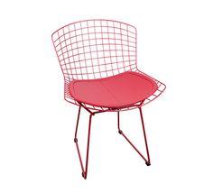 Cadeira vermelha