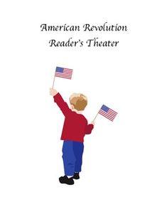 American Revolution Reader's Theater