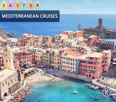 Eggcellent Mediterranean #cruises for an Easter eggscape!