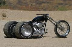 harley trike motorcycles. Saw the creation of this, pretty cool!