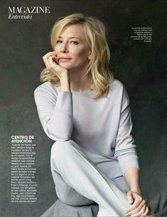 Cate Blanchett on Marie Claire Spain, October 2016 Issue. Business Portrait, Corporate Portrait, Business Headshots, Corporate Headshots, Poses Headshot, Headshot Posen, Headshot Ideas, Photo Portrait, Portrait Poses