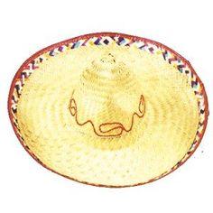 Sombrero $6.39 Amazon