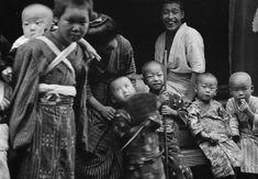 Arnold Genthe. Japan. Children. 1908.