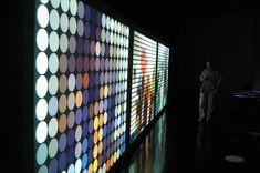 Installation, Art, Défilé homme by Trafik