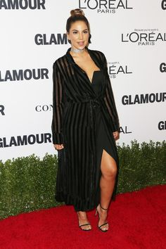 Liz Hernandez - Best Dressed at the 2016 Glamour Women of the Year Awards - Photos