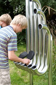 School Playground Musical Aerophones | Outside Aerophone Musical Instrument | Suppliers UK