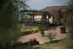 Gli esterni del #Borgo in #Toscana- The exteriors of the #village in #Tuscany