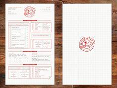 Brossman s Butcher Menu by Melody Rose on Dribbble Food Menu Design, Restaurant Menu Design, Restaurant Branding, Menu Board Design, Cafe Menu Design, Branding Design, Logo Design, Graphic Design, Design Design