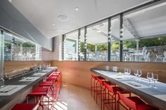 Koï Japanese restaurant by Vincent Coste, Aix-en-Provence – France » Retail Design Blog