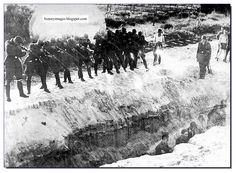 HISTORY IN IMAGES: Pictures Of War, History , WW2: EINSATZGRUPPEN ...