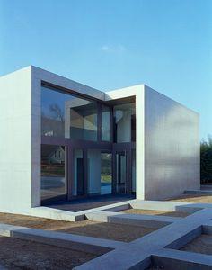 concrete house // Ken Architekten | Möriken, Switzerland,
