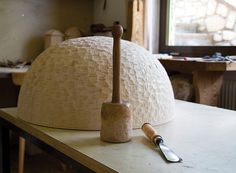 Handcrafted In Wood – Tick Lamps by Andrea Costa for ILIDE