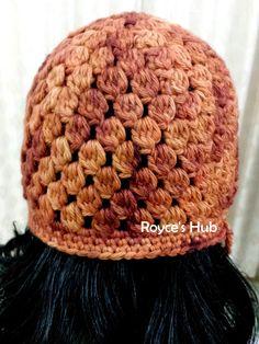 The Raining Acorns Crochet Beanie (great name..lol) ~ free pattern