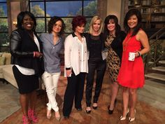 Marie & the ladies of the talk