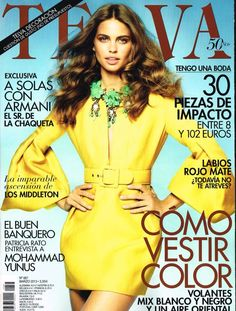Gucci Cover - Telva Spain, March 2013