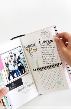 tell your stories with photo journals! 2019 Photo journal by Heidi Swapp The post tell your stories with photo journals! 2019 appeared first on Scrapbook Diy.