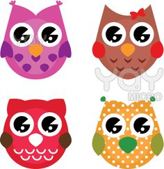 cartoon owls images - Google Search