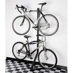 Gravity Bike Rack from Tool Shop on shop.CatalogSpree.com, your personal digital mall.