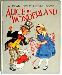 ''Alice in Wonderland''  Dean, 1969 Illustrator:     Rene Cloke
