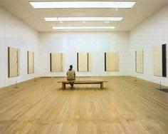 Barnett Newman, Stations of the Cross - National Art Gallery, Washington, DC, USA National Art, National Gallery Of Art, Art Gallery, Jackson Pollock, Abstract Expressionism, Abstract Art, Barnett Newman, Action Painting, Art File