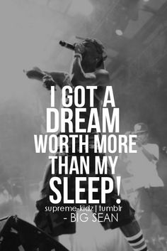 Hump Day Motivation Up at am. Today is another day cloaer to your dreams and goals. Big Sean Quotes, Tupac Love Quotes, Dream Quotes, Real Talk Quotes, Me Quotes, Qoutes, Stalking Quotes, Status Quotes, Success Quotes