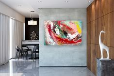 Large Painting on Canvas,Original Painting on Canvas,painting original,unique bedroom decor,modern wall canvas Modern Oil Painting, Large Painting, Bathroom Wall Art, Modern Wall Decor, Abstract Wall Art, Texture Art, Large Wall Art, Furniture Decor, Wall Canvas