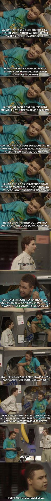 "funoftheday: ""Red Dwarf """