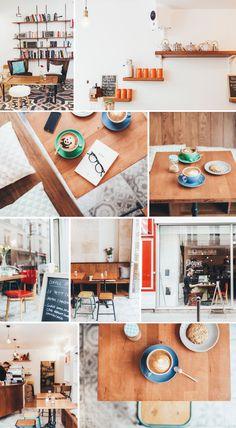 """Coffee Spoune / MyLittleParis - """"Nos 21 coffee shops préférés"""" - 20150914"""