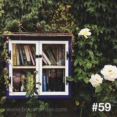 """Rifugi di lettura... un """"soccorso"""" nel bel mezzo di un sentiero di #campagna?"""