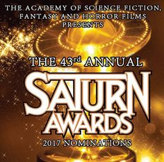 43rd Annual @SaturnAwards1 Film Nominations see @DrStrange get 10 nominations