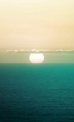 Sunrise on the East Coast